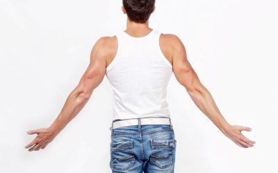 Haarentfernung bei Männern – nicht nur für Triathlethen, Schwimmer, Bodybuilder, Radfahrer und andere Sportler.